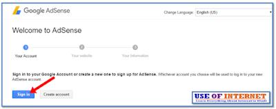 How To Apply Google AdSense Account  in Hindi