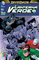 Os Novos 52! Lanterna Verde #37