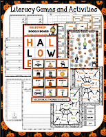 Halloween Theme Activities