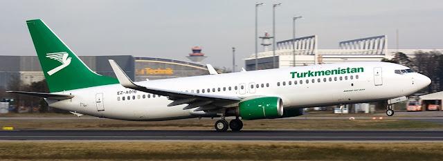 Türkmen Hava yollari istanbul  Acentasi