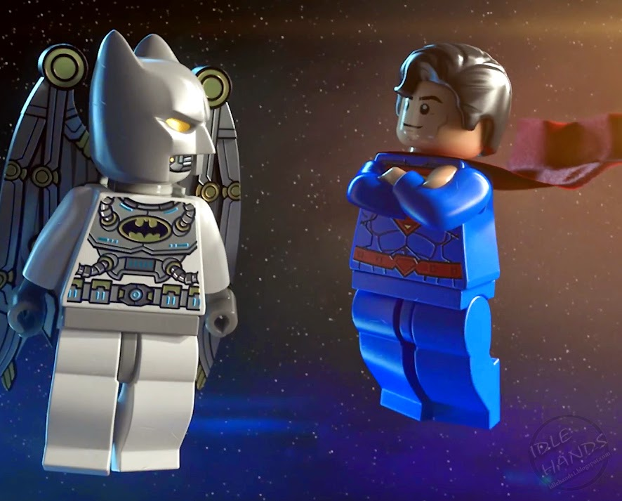 Idle Hands: A LEGO Batman 3 Trailer
