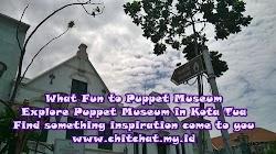 Apa Asyiknya ke Museum Wayang