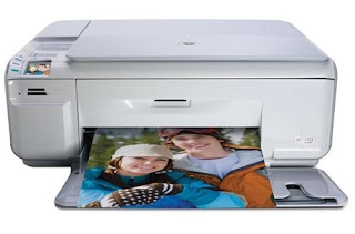 HP Photosmart C4205 Driver & Software Download