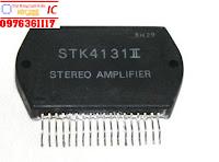 IC STK4131II công suất