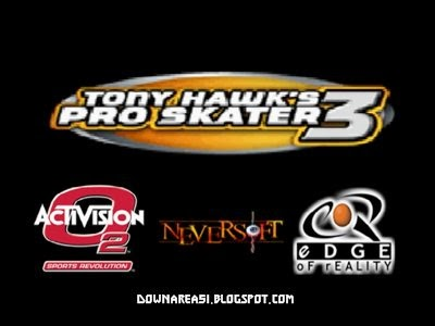 tony hawk pro skater 3 n64