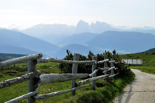 escursione trekking villandro