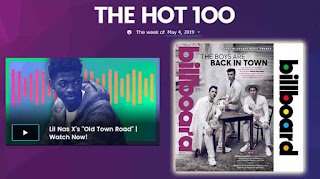 Billboard Hot 100 Singles Chart - 4 May 2019