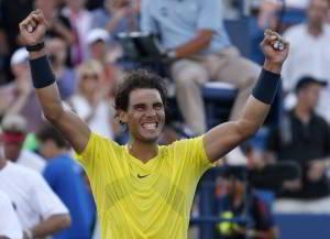 Rafael Nadal tenis resultados