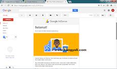 Diterima Menjadi Publisher Google Adsense