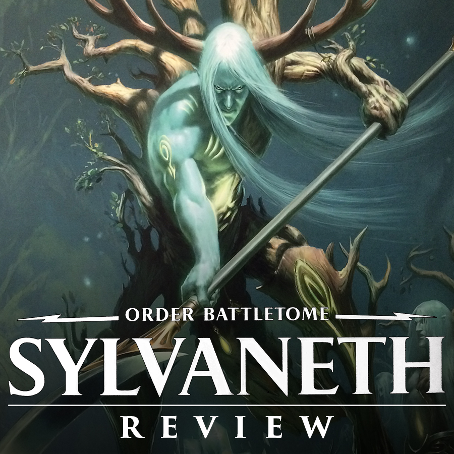 Mengel Miniatures: REVIEW: Sylvaneth Battletome