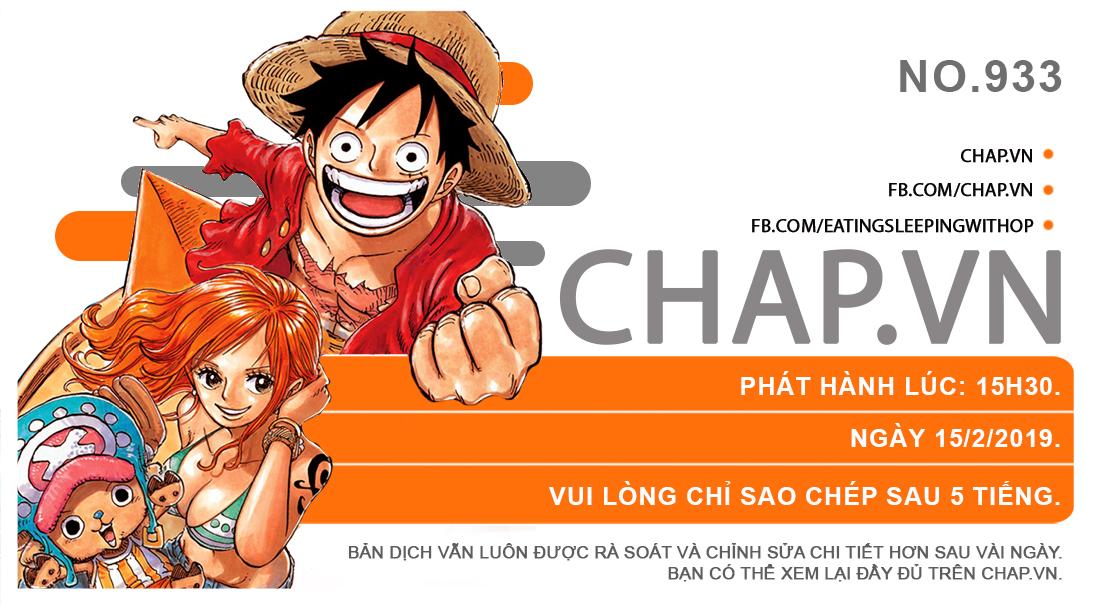 One Piece Chap 933 - Truyen.Chap.VN