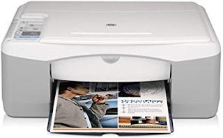 HP Deskjet F380 Télécharger Pilote Driver Imprimante Gratuit