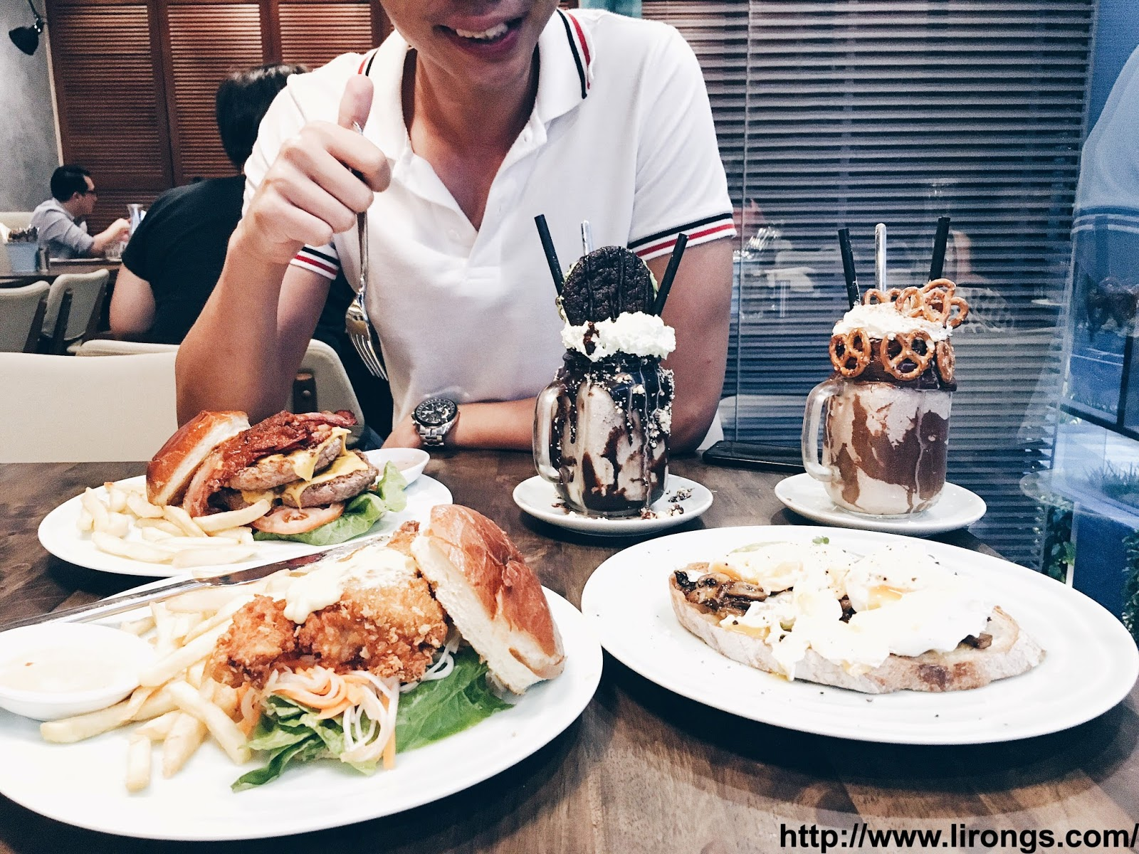 Lirong | A singapore food and lifestyle blog: Review