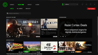 Download Razer Cortex 5.4.15 Terbaru
