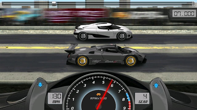 Download Drag Racing Mod Unlocked All Car