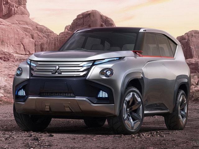 Смотри! Новые модели Mitsubishi 2019 года новые фото