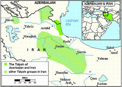 Restricciones en Azerbaiyán a los derechos de las minorías