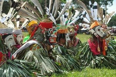 Mengenal Tari Serumpai, Tarian Khas Kalimantan Timur