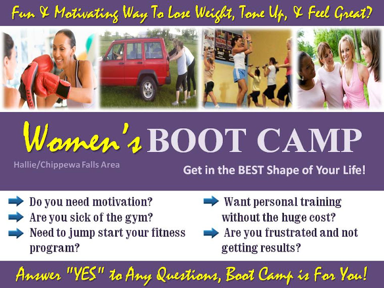 Eau Claire - Womens Fitness Boot Camps and Personal Training