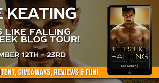 Spotlight: Excerpt of Feels Like Falling by Elle Keating