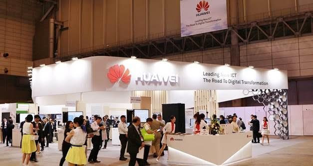 Huawei Receives Six Awards at Interop Tokyo 2017 – New Breakthroughs for Huawei's Leading New ICT
