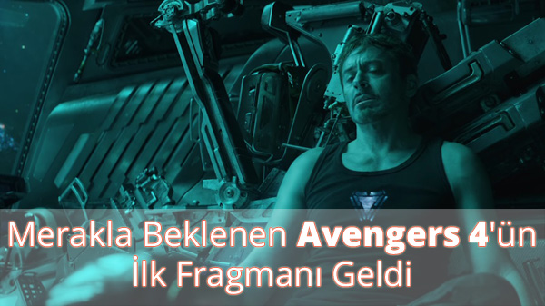 Avengers 4 Fragman İzle