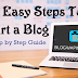 How To Start A Blog For Free: Step By Step Guide