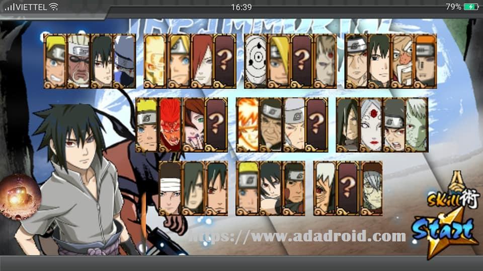 Naruto Senki Mod Storm 4 by MR.Naruto Apk - Adadroid