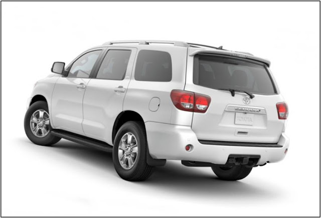 2019 Toyota Sequoia Specs, Release Date And Price