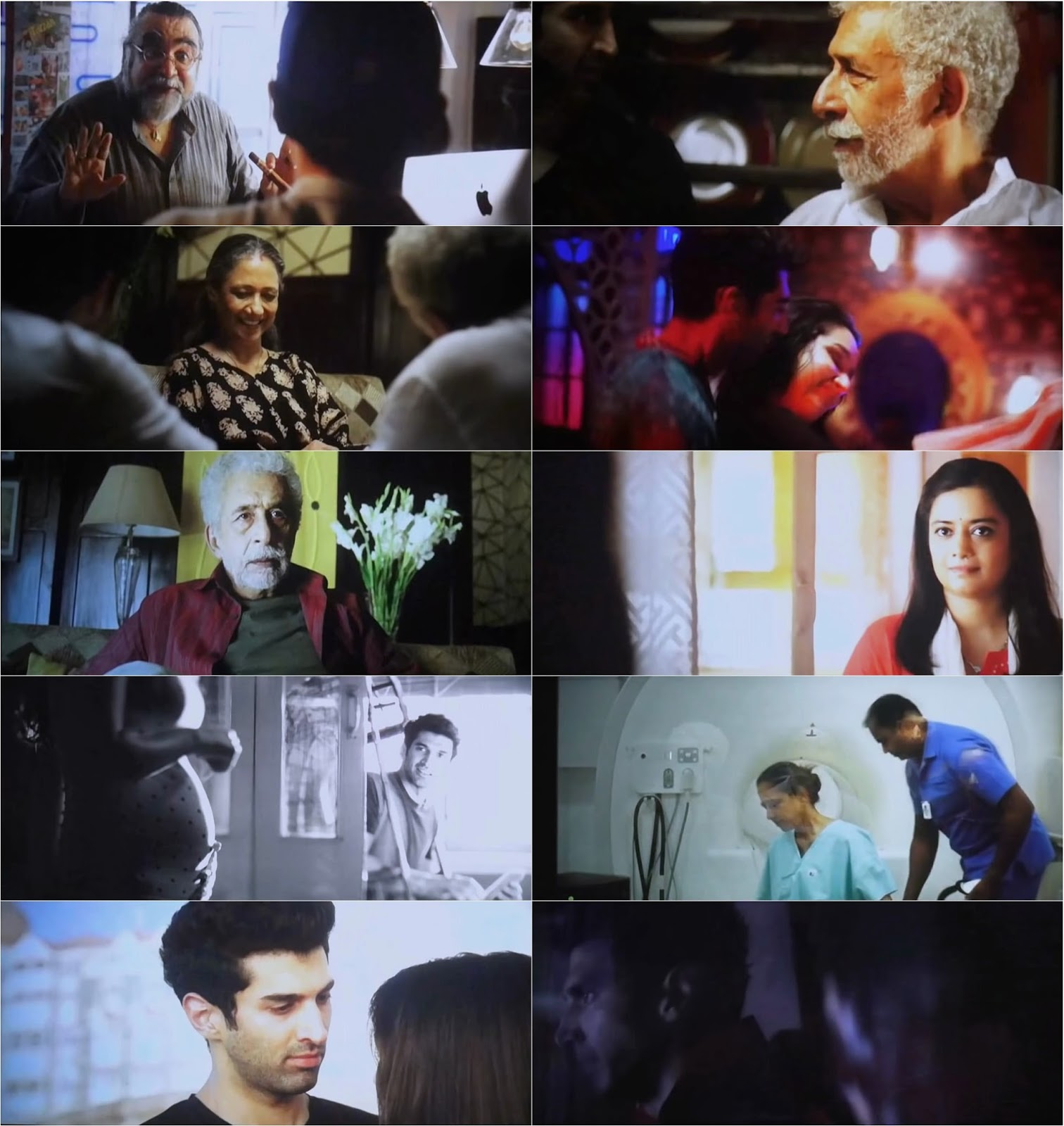 Ok Jaanu Movie Screenshot