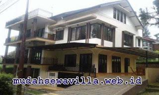 Villa Untuk Event Keluarga Besar Di Lembang Lega Dan Leluasa