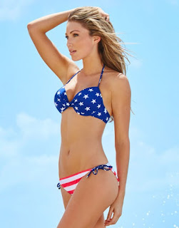 Charming American Model pics. Sweet American model pic