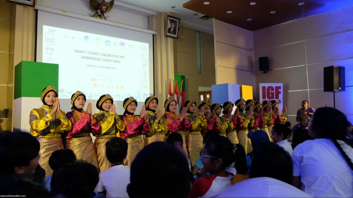 Smart School Online Kick Off Jakarta SiberKreasi