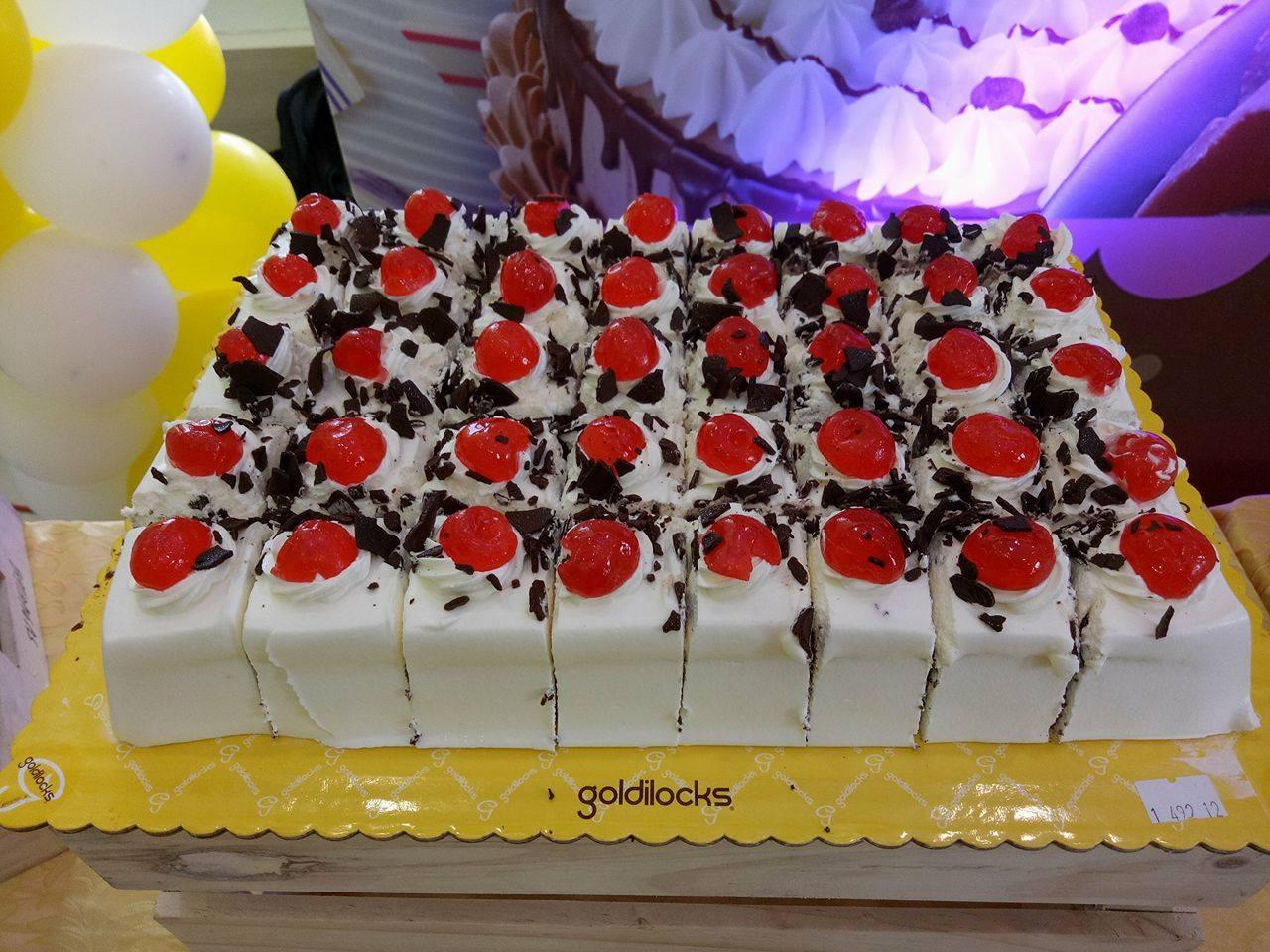 Goldilocks Celebrates National Cake Day
