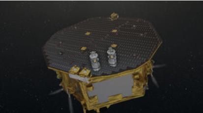 英語記事】重力波探査機LISAパス...