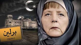 Μέρκελ: Το Ισλάμ είναι μέρος της Γερμανίας