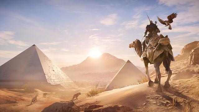 الكشف عن تفاصيل المحتويات القادمة للعبة Assassin's Creed Origins و حزمة السيزون باس