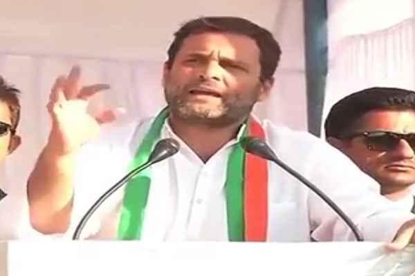 राहुल गाँधी की हो रही है हिन्दू धर्म में घर वापसी, हिमाचल रैली में दिया गीता का ये उपदेश
