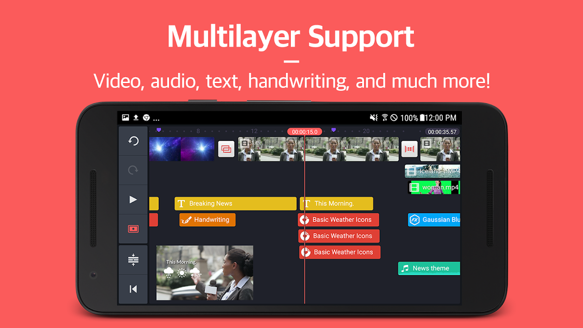 Apkstupa: KineMaster – Pro Video Editor v4 6 4 11189 GP