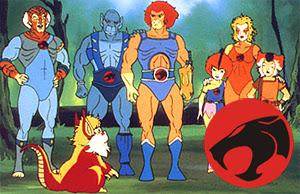 ThunderCats. Anime que no es anime