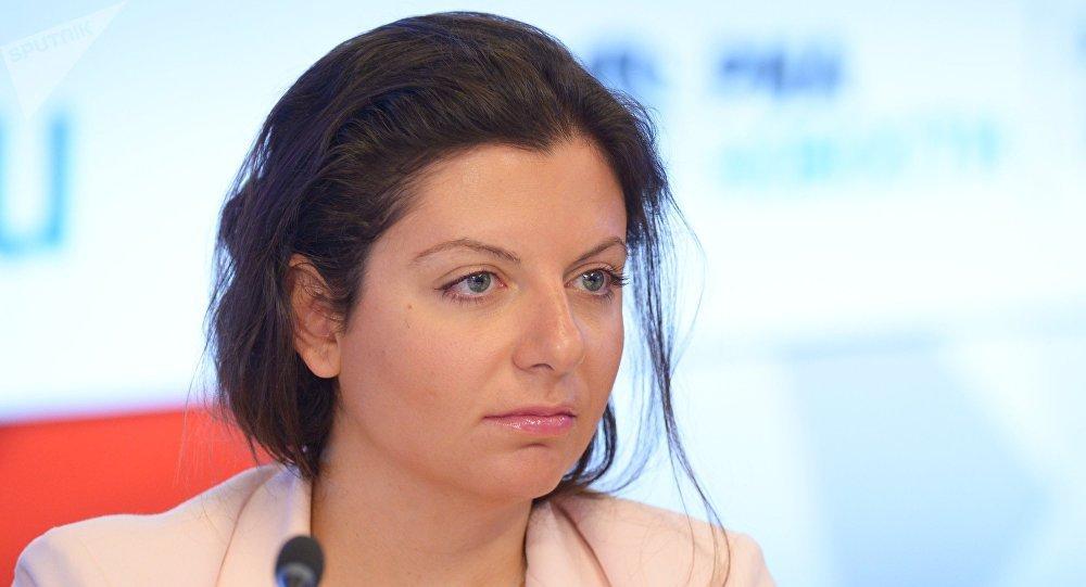 Η επικεφαλής των RT - Sputnik κατακεραυνώνει το BBC: Πού είναι οι αξίες σας στην κάλυψη της Συρίας;