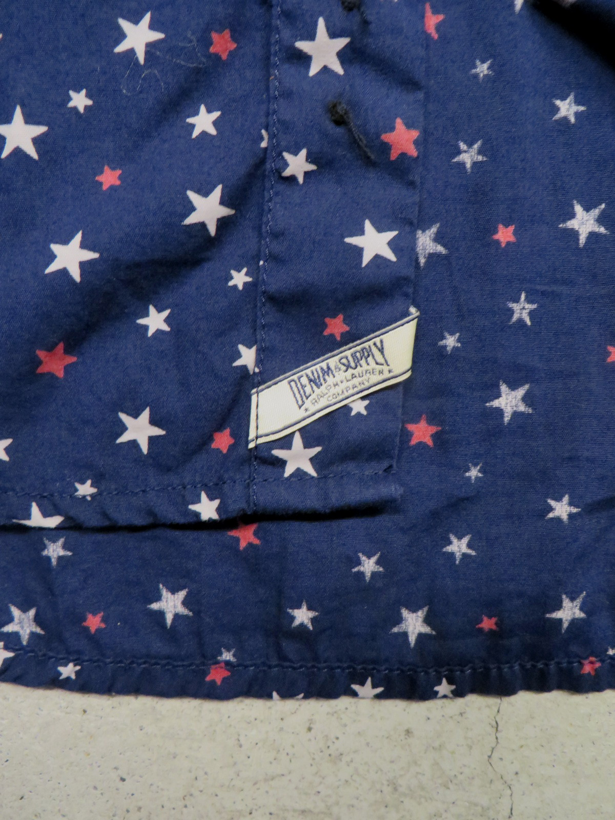 Bristy Blog 【denim Amp Supply】ファンには嬉しい星条旗アイテム