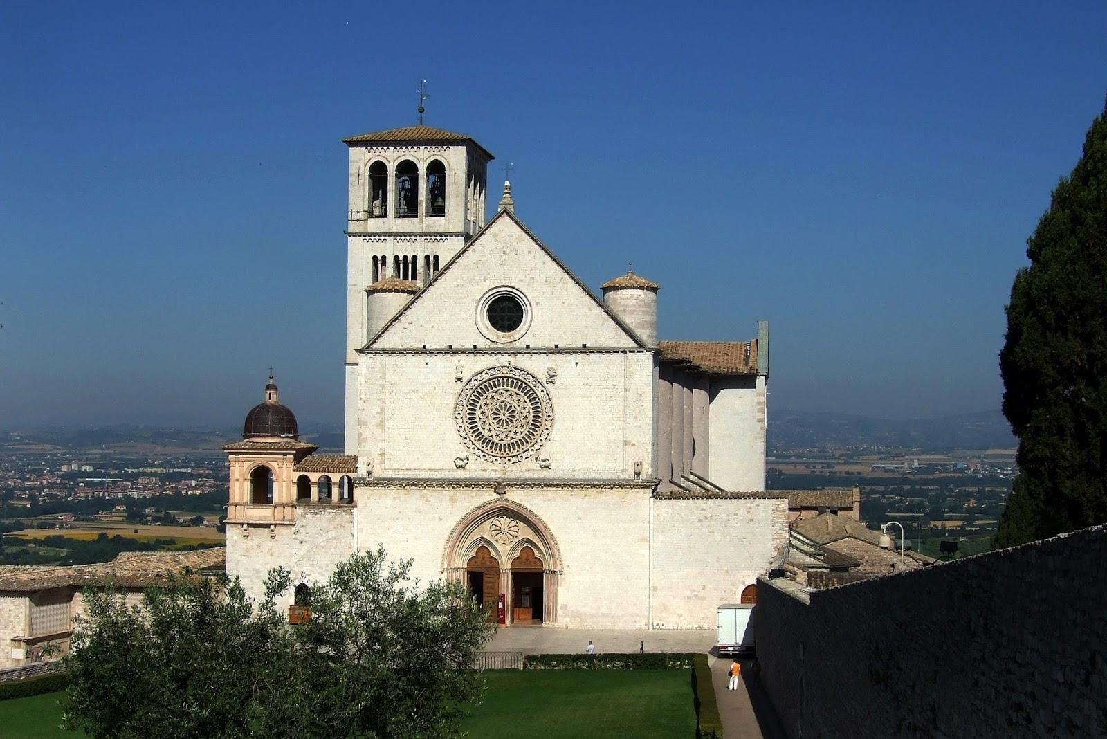 Assisi, da San Francesco a Santa Chiara   Viaggiatori Ignoranti