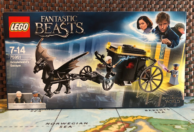 Christmas gifts for Fantastic Beasts fans