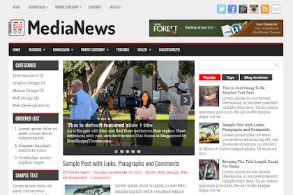 Free Download Medianews