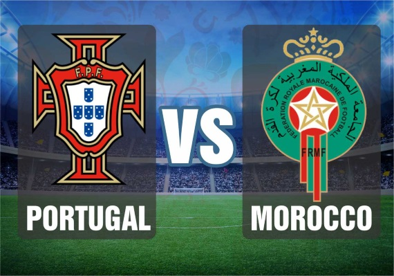 Portugal vs Morocco - 2018 World Cup