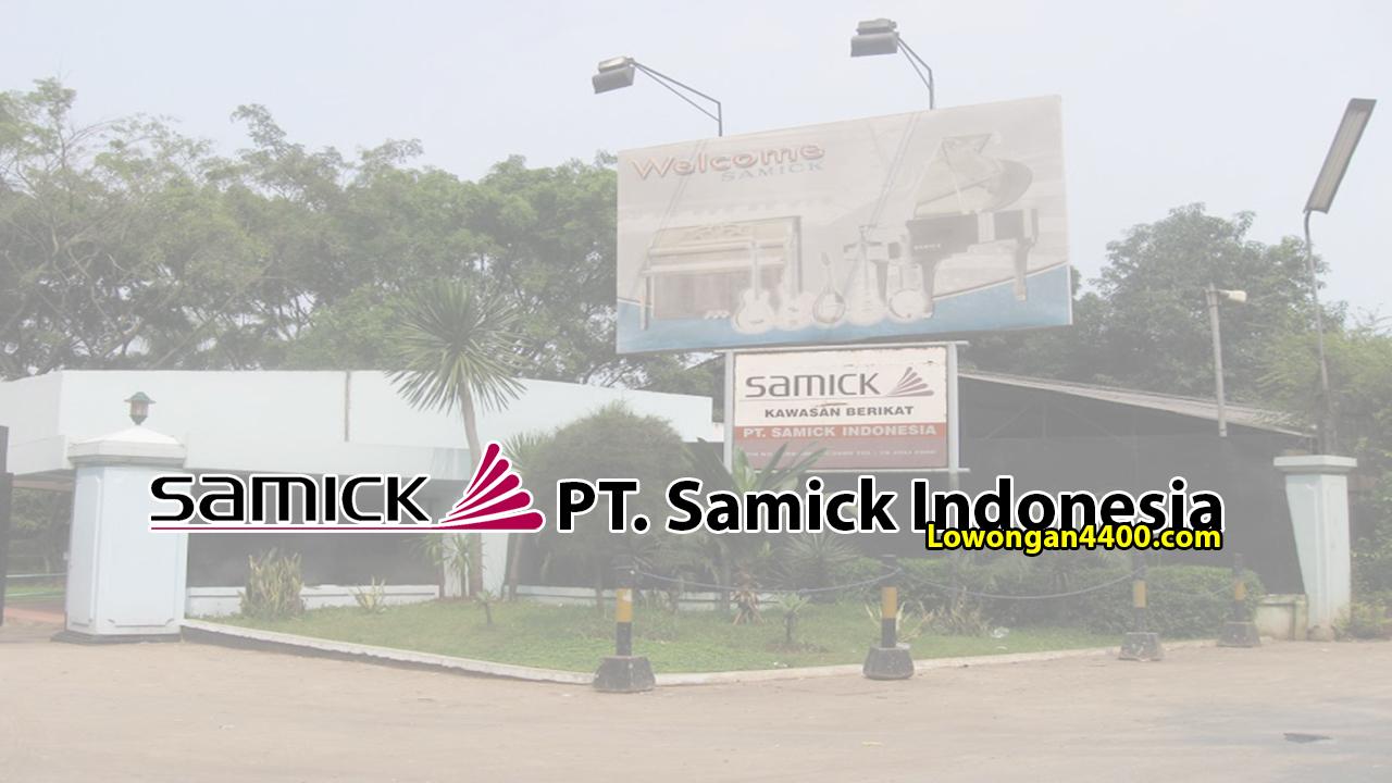 PT. Samick Indonesia