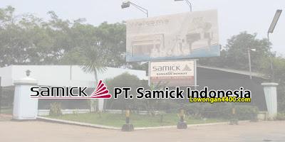 Lowongan Kerja PT. Samick Indonesia Cileungsi Bogor
