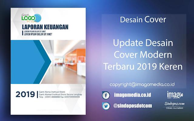 Download Update Desain Cover Modern Terbaru 2019 Keren