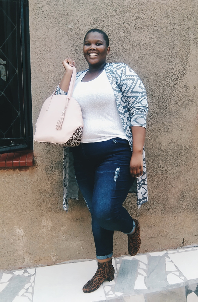 south african plus size blogger,